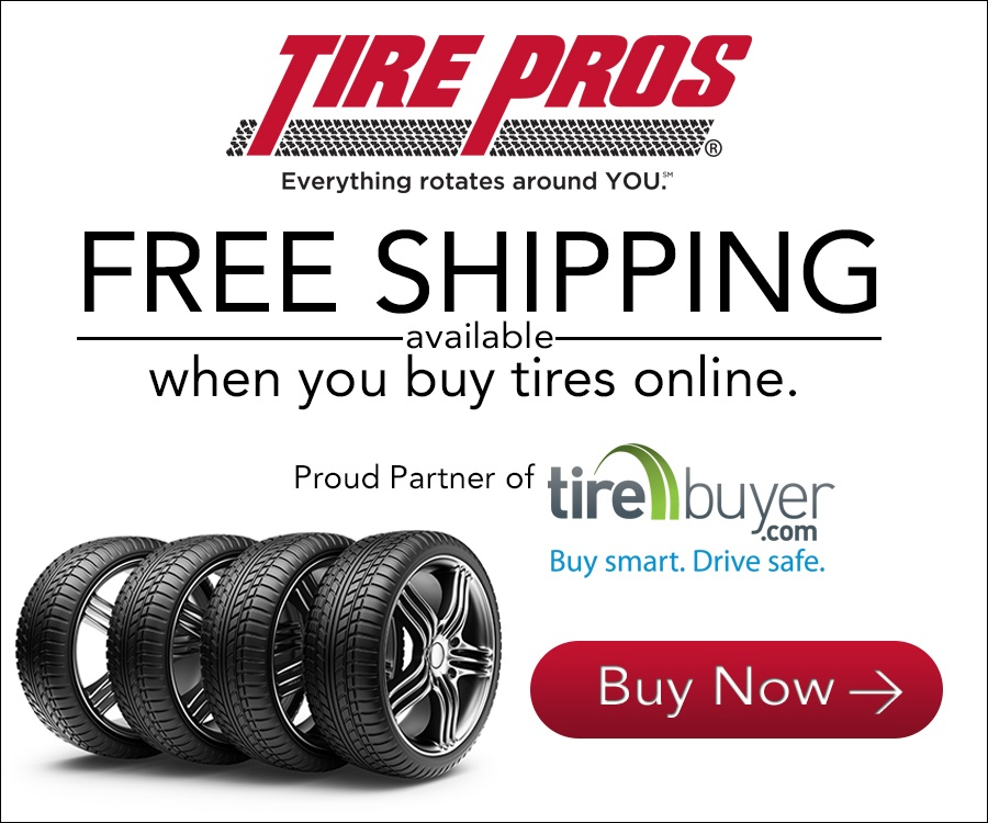 Purchase Tires Though Tire Buyer!